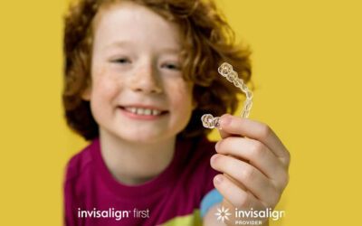 Introducing Invisalign First and Invisalign Stickables, The Newest Accessory to Your Child's Smile